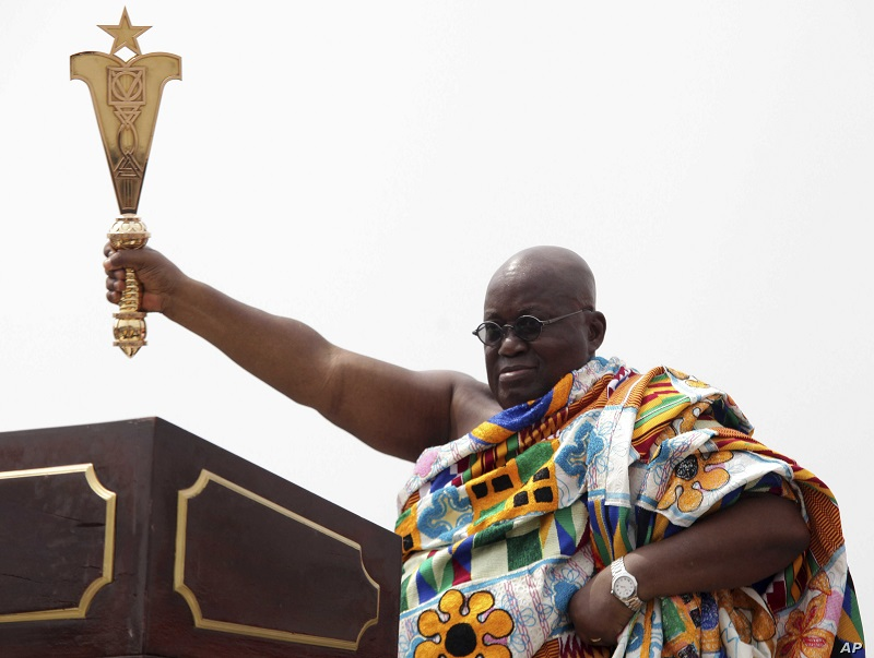 6K security officers deployed for Akufo-Addo's inauguration