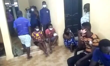 Dunkwa: 52 persons arrested for flouting COVID-19 safety protocols